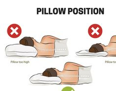 Correct Pillow Position