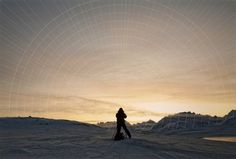 Sarah Anne Johnson - Circling the Artic , Photograph