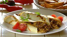 Bobotie Pancakes, a So African favorite