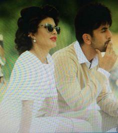 "First look: Ranbir Kapoor, Jacqueline Fernandez in ""Roy""."