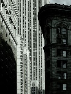 Structures of Manhattan - Wall to Watch