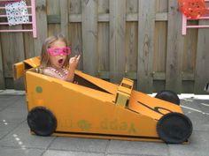 Raceauto / Britt Meijs voor Moodkids // VAN BRITT