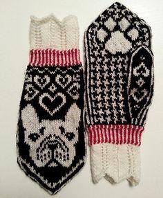 French Bulldog Mittens, knitting pattern, PDF, images4-b.ravelrycache.com uploads kattasstickor 213591497 frallavantar_small2.jpg