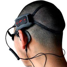 Speedo LZR Racer Aquabeat Waterproof MP3 Player