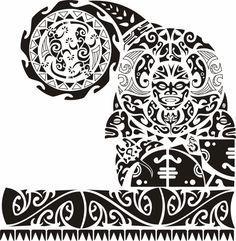 48 Coolest Polynesian Tattoo Designs #maoritattoosbrazalete