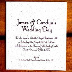 cool 8 casual wedding invite wording