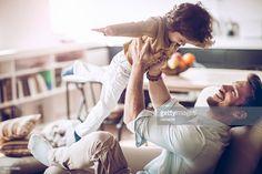 Stock-Foto : Vater und Sohn