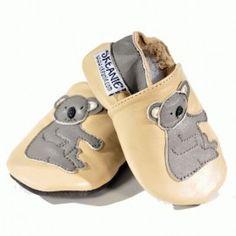 Koala Soft Soled Shoes - Australian Animal...Aussie Aussie Aussie - great for Australia day or an overseas present