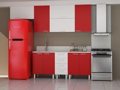 Movelaria - Cozinha Personalizável - Ref. 8114   Cozinha, Ambientes Planejados