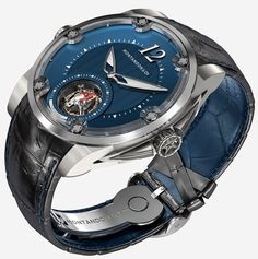 Montandon Windward TMA01 V1 Watch