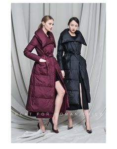 aeProduct.getSubject() Warm Outfits, Stylish Outfits, Winter Outfits, Cool Outfits, Diy Fashion, Winter Fashion, Langer Mantel, Nylons