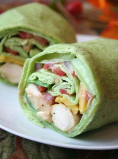 Grilled Chicken and Chipotle Wrap - The Prepared Pantry | Gourmet Baking Mixes, Ingredients, Foods, and Recipes at The Prepared Pantry