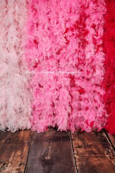 You will not be able to find a better deal on feather boas anywhere else around. Bachelorette Decorations, Bachelorette Party Planning, Birthday Decorations, 29th Birthday Parties, Sequin Wall, Bid Day Themes, Balloon Backdrop, Portrait Lighting, Wall Backdrops