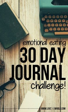 Try this awesome emotional eating journal 30 day challenge that is specifically designed to help you break the cycle and eat happy!