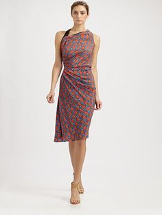 Rutzou long dress