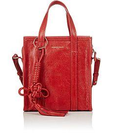 We Adore: The Bazar Extra-Small Shopper Tote Bag from Balenciaga at Barneys New York