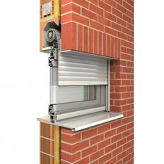 Concealed external roller shutters - Google Search ...