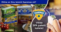Hääleta oma lemmiku poolt! Saaremaa Piimatööstus ja Grand Rose Spa loosivad kõigi osalenute vahel välja spaapaketi Saaremaal.