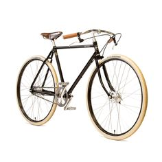 Guv'nor | Gents Classic Path Racer Bicycle | Pashley Cycles