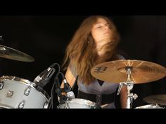 Sound of silence cover sina feat jadyn rylee youtube pinterest music music videos and - Zz top la grange drum cover ...