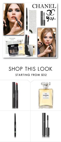 """One Brand"" by bliznec ❤ liked on Polyvore featuring beauty and Chanel"