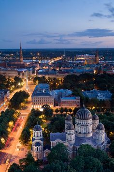 Charming Architecture & A Lack Of Tourist Hordes Make The Latvian Capital Of Riga An Alluring Alternative To The Usual European Hot Spots.