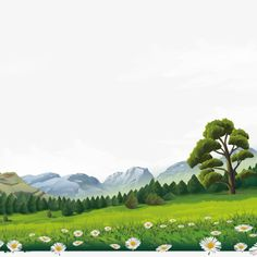 Mountain scenery, Mountain, Png Material Free Download, Landscape PNG and Vector