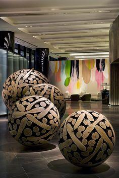 Crown Metropol Lobby Art