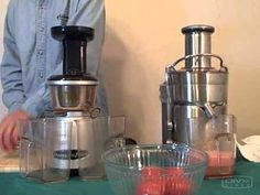 Breville Juice Fountain Elite vs Omega VRT350HD Juicer Review. We love our Omega Vert 350HD
