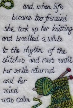 Until I drop a stitch.or forget what row I'm on.or forget whether I'm knitting or purling. Knitting Quotes, Knitting Humor, Knitting Stitches, Knitting Yarn, Knitting Projects, Crochet Projects, Crochet Humor, Free Knitting, Knitting Patterns