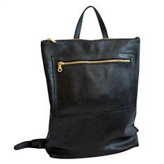 Miramar Leather Backpack