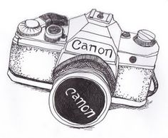 vintage camera drawing the crafty cpa return on