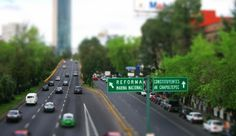 First attempt at creating a tilt shift image.