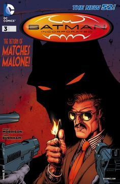 Batman Incorporated #3 #Batman #BatmanIncorporated #New52 #DC