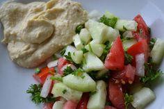 Alkaline Appetites: Mediterranean Salad