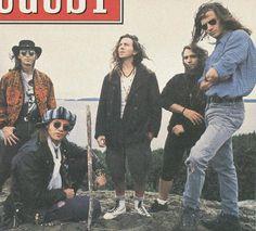 Earlier days of Pearl Jam...
