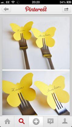Cutlery idea