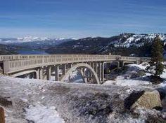 Donner Pass and the Bridge - GOT IT DONE..many times.  Less than 100 miles from my home.