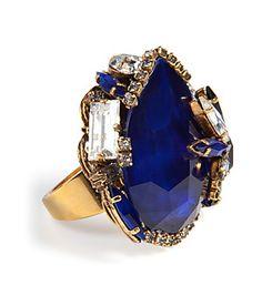 Erickson Beamon ring