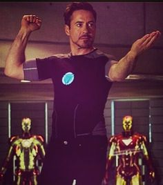 Iron Man 3- Superhero movies keep getting better and better.