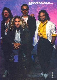 Van Halen 1988