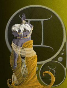 DW Zodiacs- Gemini by Flamestaff on DeviantArt