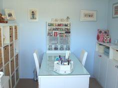 Craft Room #organization #craft