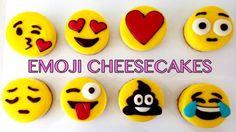 emoji cheesecake recipe ann reardon