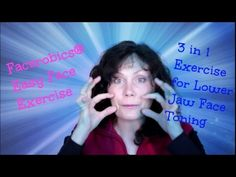 Easy Face Exercise 3 in 1 Exercise for Lower Jaw Face Toning Exercise