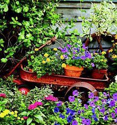 Fill a wagon!
