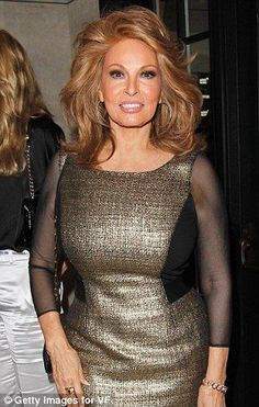 Raquel Welch is 71: