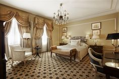 Located right in the heart of Athens, the Hotel Grande Bretagne enjoys the ideal location in the city center.   With meticulous attention to detail, the 320 rooms and suites marry old-world elegance with state-of-the-art facilities. Truly feel like a VIP when you book with Travel with Terra and get these Exclusive Terra Perks **Full American Breakfast for two daily & tThree course set menu for Lunch, for two, per stay (At Winter Garden or GB Pool Bar and Grill)  **