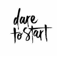 """It sounds simple, but starting can be the hardest part. You owe it to yourself to do it.  A new workout, meeting new people, a new class, a new opportunity, new job, a new project, a new goal...anything! Whatever it is, take that step today. No one ever said """"I wish I'd started later"""" #startnow #takeachance"""