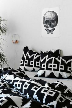 Magical Thinking Southwest Geo Sham - Set Of 2 #urbanoutfitters